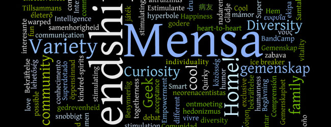 MENSA MEMBERSHIP TESTING