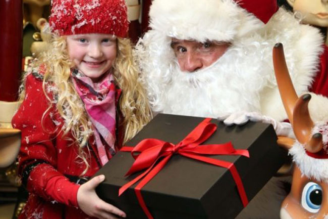 FESTIVE FAMILY FUN AT GRANDWEST