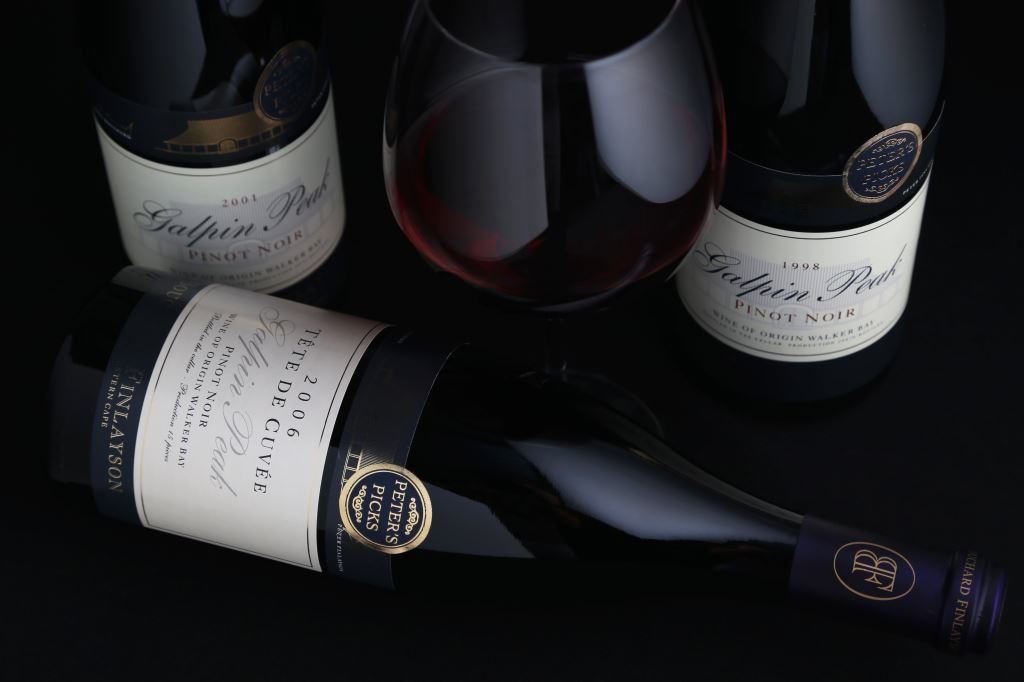 Bouchard Finlayson release hand-picked older vintages
