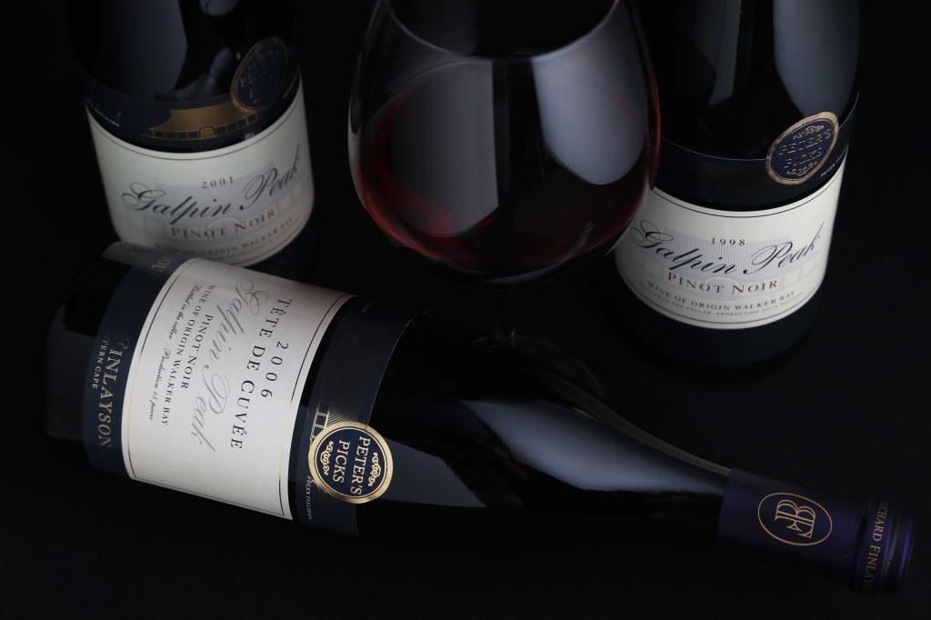 Bouchard Finlayson release hand-picked older vintages