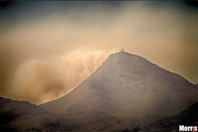 D Morris Somerset West fires 3 jan 16