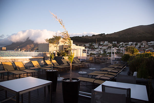 sundowner in cape town
