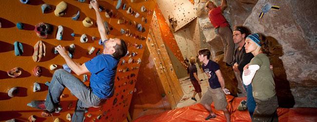 Bouldering Workshop series session 1
