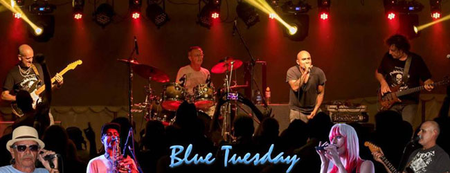 Blue Tuesday at Die Boer