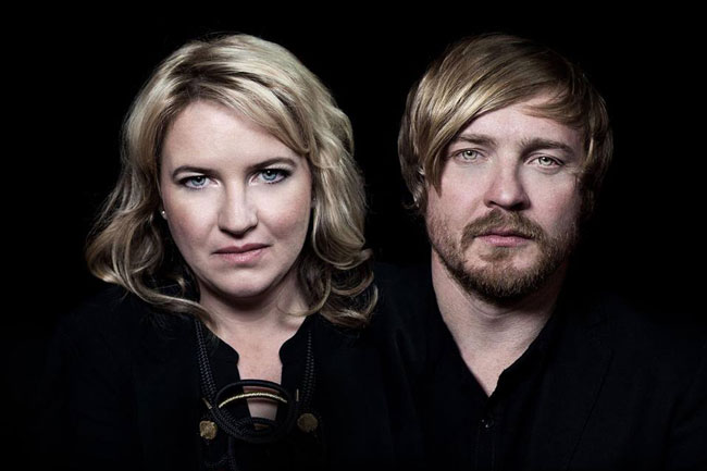 Karen Zoid and Francois van Coke Live