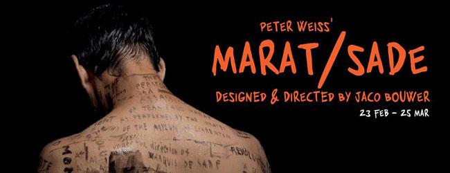 'Marat/Sade' at Baxter Theatre