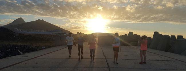 Urban Adventure Sunset Run