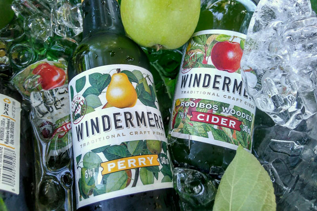 Windermere Cider – from the farm to you