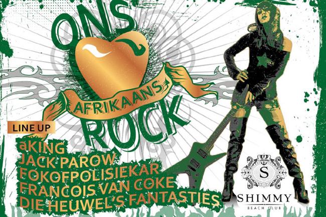 Afrikaans Rock