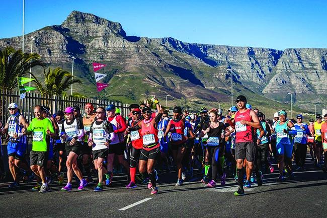 Sanlam Cape Town Marathon achieves gold status
