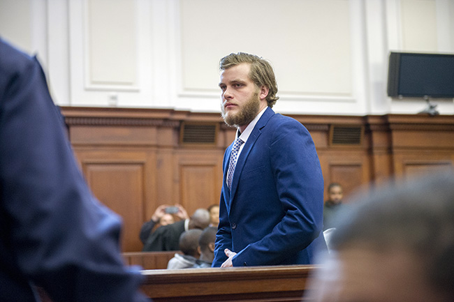 Henri van Breda in court for pre-trial