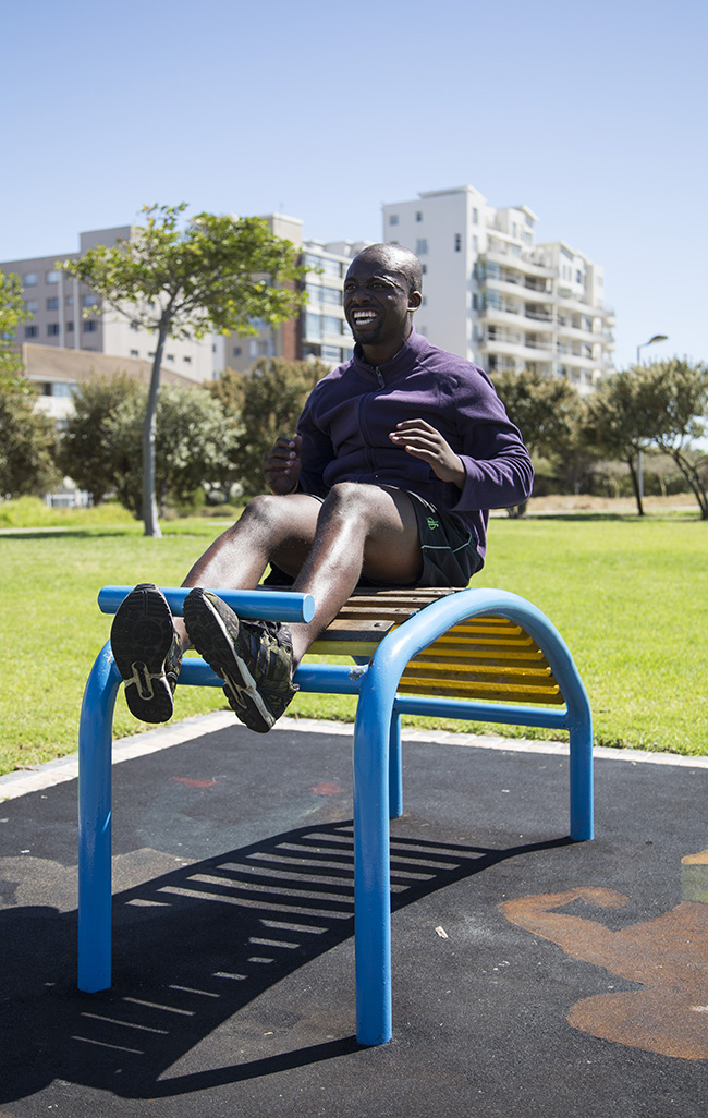 Green Point Park Urban Gym