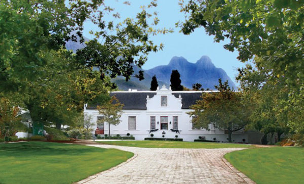 5 Authentic Cape Dutch Homes To Stay On Your Next Holiday Capetown Etc