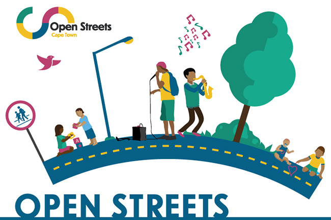 Open Streets Mitchells Plain