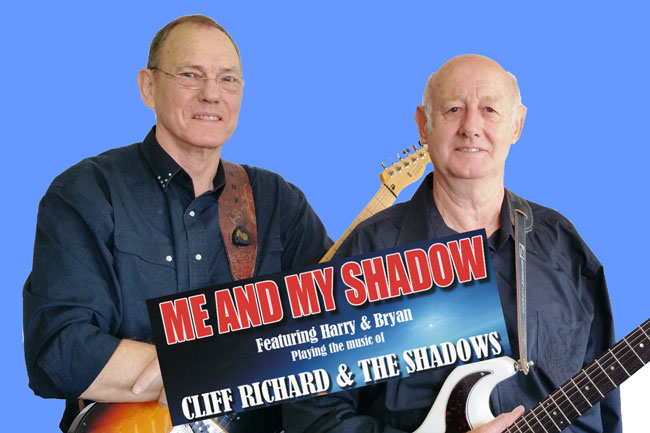 'Me and My Shadows' – A tribute to Cliff Richard & The Shadows