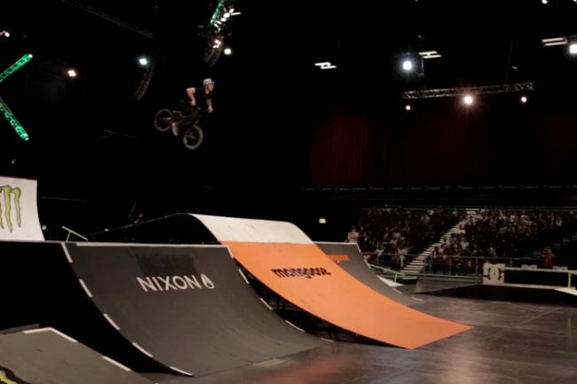 Watch: CTE checks out Ultimate X Action Sport Fest