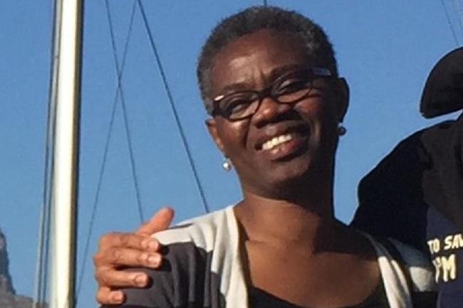 Unicef director Charlotte Nana Yaa Nikoi