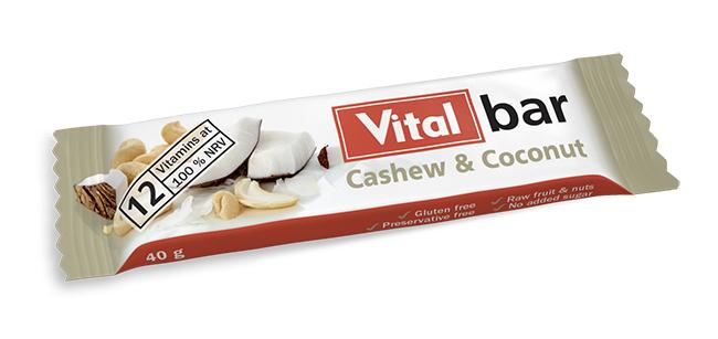 Vital_bar_40g_Cashew & Coconut Hi Res