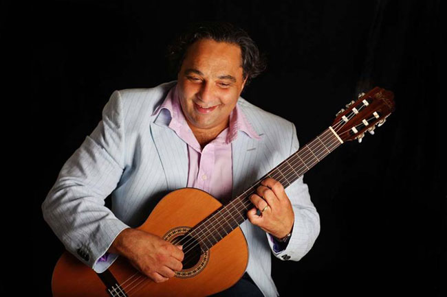 'Voices of the Guitar' at Artscape