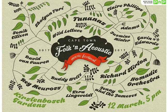 Cape Folk 'n' Acoustic Music Festival