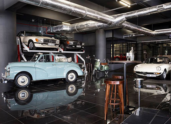 Old-world cars