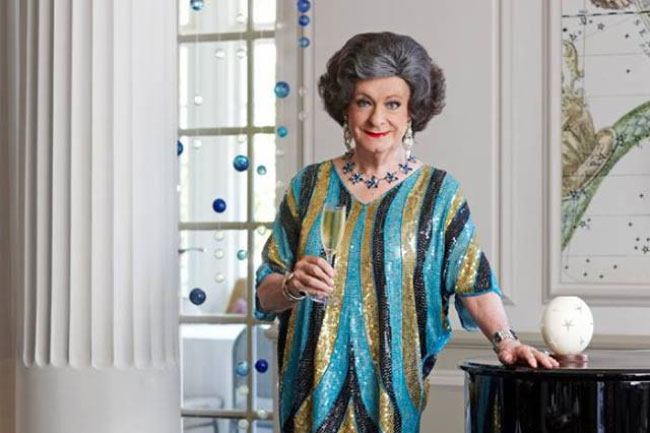 An Exclusive Audience with Evita Bezuidenhout