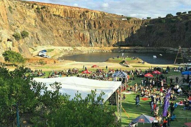 Woodstock Revival at Hillcrest Quarry