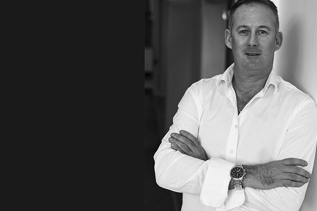 Adrian Lazarus, Founder & Managing Director of Mercedes-Benz Bokeh SA International Fashion Film Festival