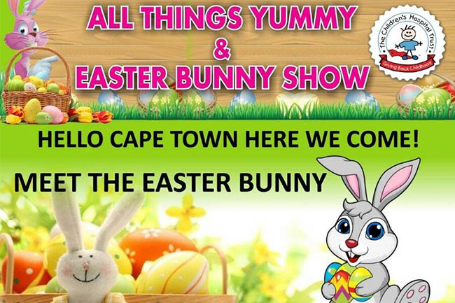 All Things Yummy & Easter Bunny Show