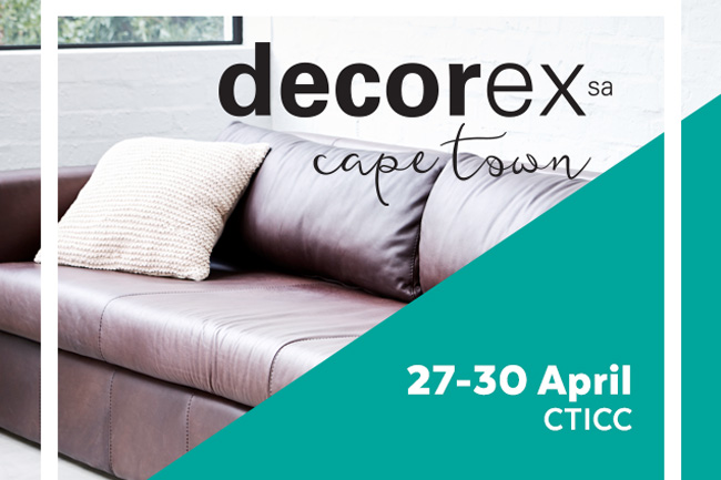 Win tickets to Decorex Cape Town 2017 at the CTICC (Closed)
