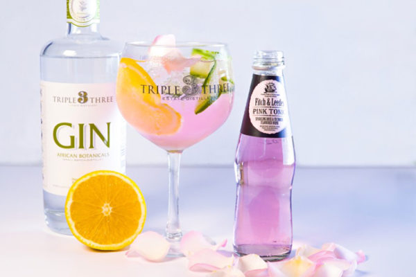 Fitch & Leedes release the perfect pink tonic