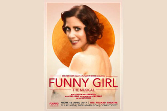 'Funny Girl – The Musical' at The Fugard Theatre
