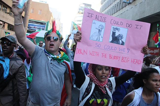 MarchForChange Yazeed Kamaldien 12
