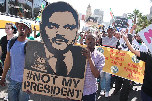 MarchForChange Yazeed Kamaldien 5