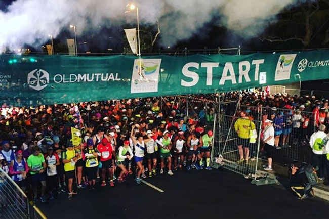 The Two Oceans Marathon 2017 in photos
