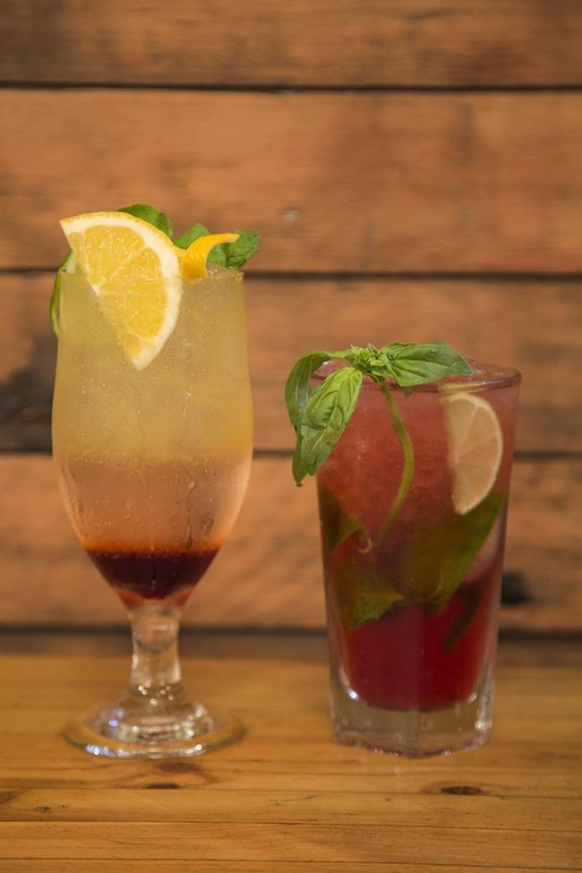 Ob Cafe cocktails – S Dollery