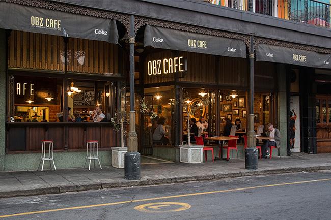 Obz Cafe – S Dollery
