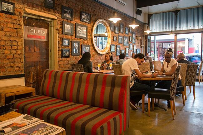 Obz Cafe interior – S Dollery