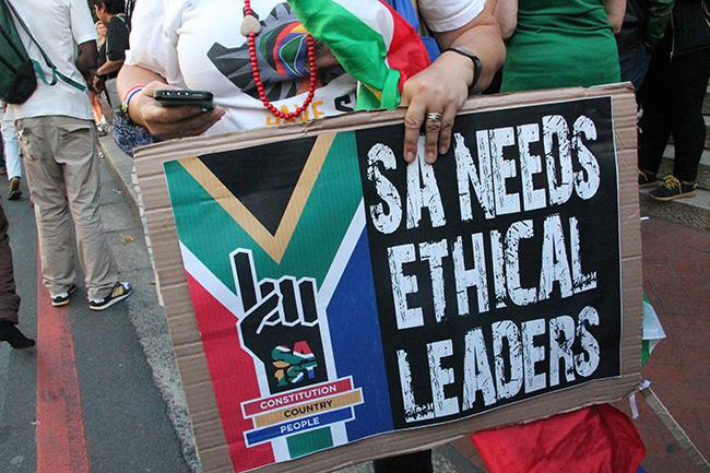 SA needs ethical leaders sign