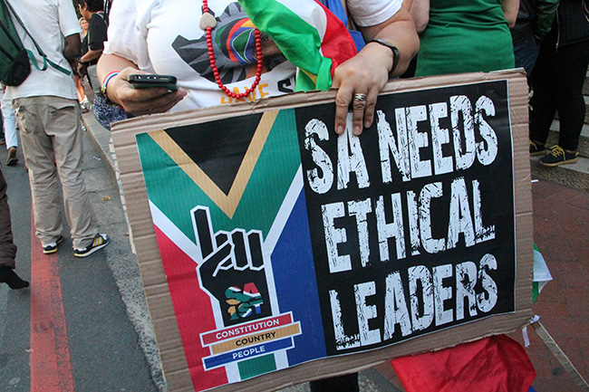 SA needs ethical leaders sign – Yazeed Kamaldien