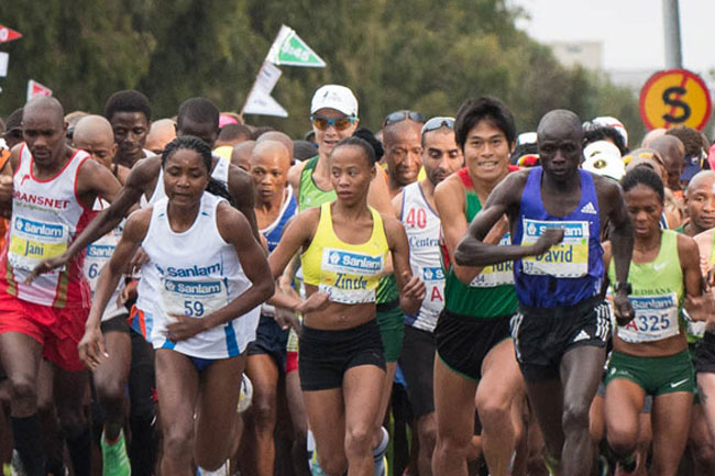 Entries now open for the Cape Town Marathon