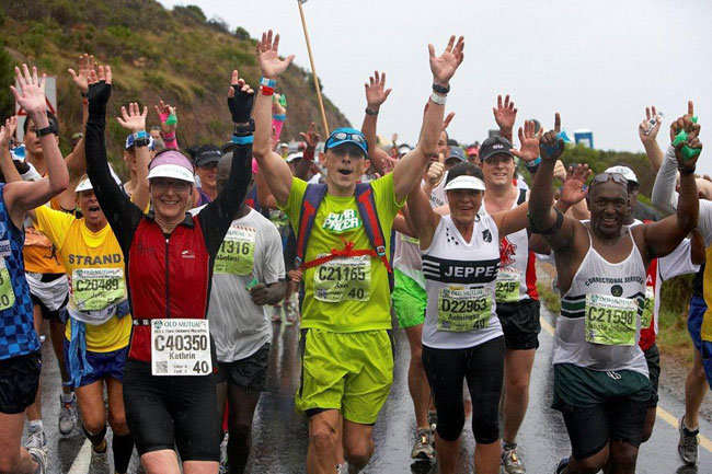 Two Oceans Marathon 2017 road closures