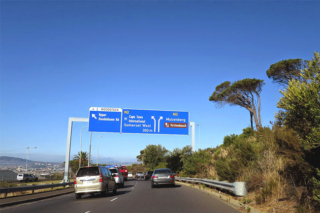 City of Cape Town to rename De Waal Drive
