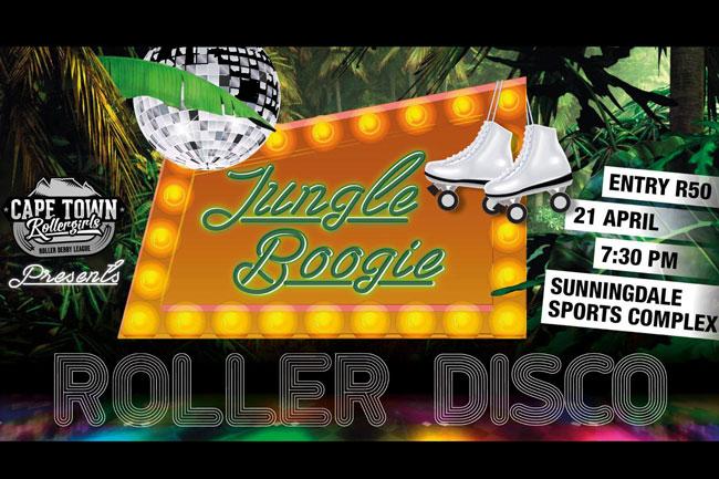 Jungle Boogie Roller Disco