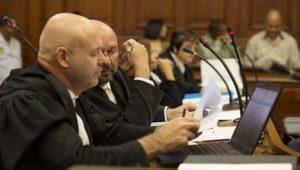 Advocate Botha Van Breda trial
