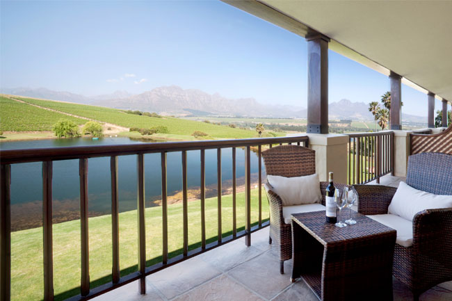 Asara - the rising star of Stellenbosch