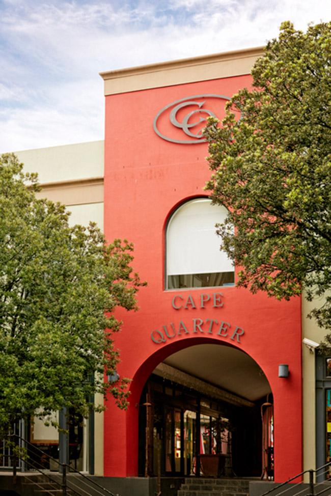 Cape Quarter Lifestyle Centre