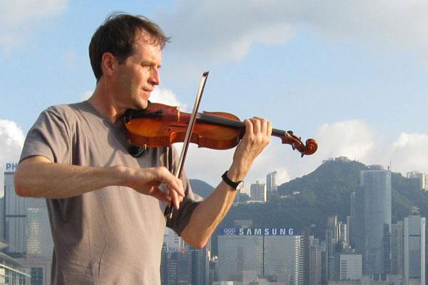 Beethoven String Quartets No. 2 with David Juritz