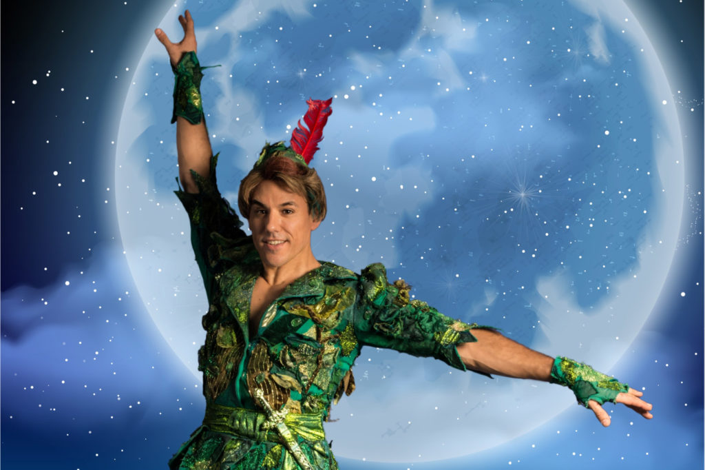 Peter Pan The Musical at Canal Walk Theatre