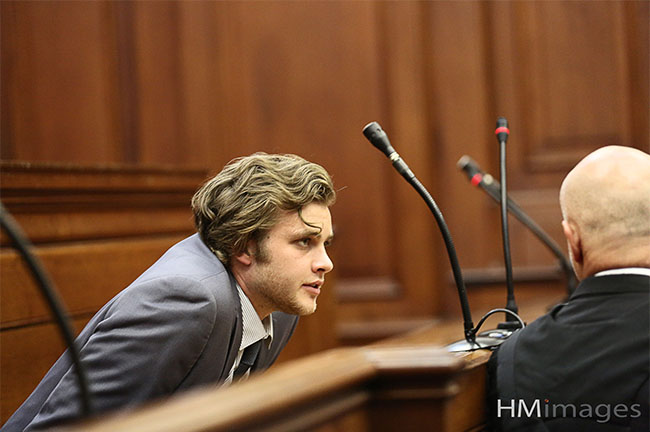 Breaking: new details revealed at Day 9 of the Van Breda trial